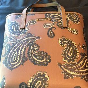 🎉HP🎉Michael Kors Emry Paisley Print med tote bag
